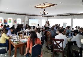 Myanmar workshop